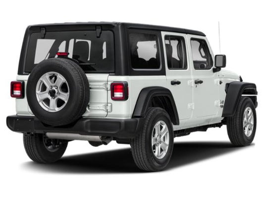 All White Jeep Wrangler >> 2019 Jeep Wrangler Unlimited Sport S