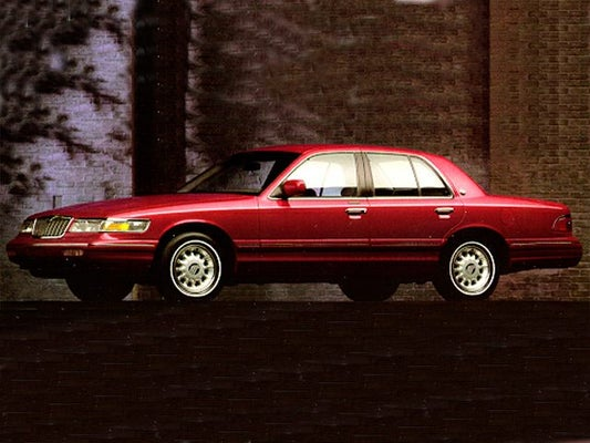 1995 Mercury Grand Marquis >> St Louis Preowned Used 1995 Mercury Grand Marquis Ls 4d Sedan